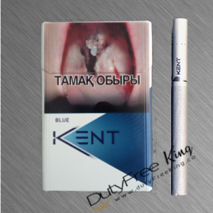 Kent Hd blue Cigarettes at DutyFreePrice | Dutyfreeking.co