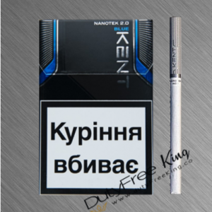 Kent Nanotek Slims Blue Cigarettes at DutyFreePrice | Dutyfreeking.co