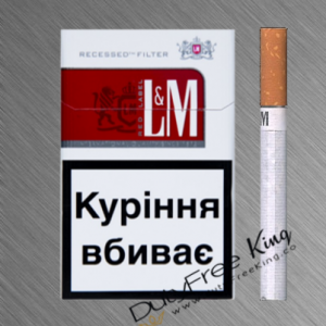 L&M Red Cigarettes order at Duty Free Price | Dutyfreeking.co
