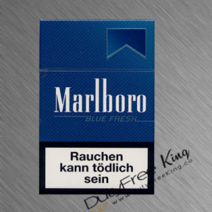 Marlboro Blue Fresh Menthol Cigarettes, Duty Free Price | Dutyfreeking.co
