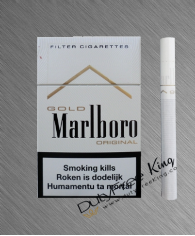 Marlboro Gold Cigarettes order online at Duty Free Price
