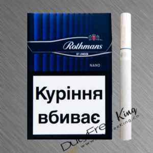 Rothmans Nanokings Cigarettes order at Duty Free Price | Dutyfreeking.co