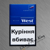 West Compact Blue Cigarettes order at Duty Free Price | Dutyfreeking.co
