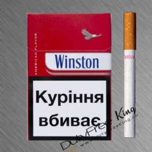Winston Red Cigarettes