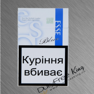 Esse Blue slims Cigarettes order online at Duty Free Price