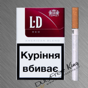 LD Red Cigarettes order at Duty Free Price | Dutyfreeking.co