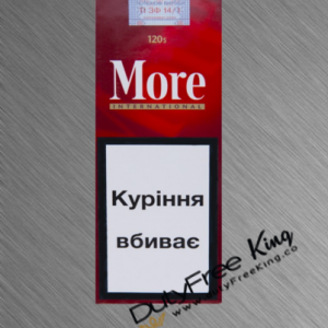 More Red Cigarettes 120s order online at Duty Free Price