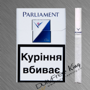 Parliament One Cigarettes order online at Duty Free Price