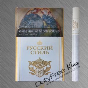 Russian Style White Cigarettes РУССКИЙ СТИЛЬ order online