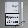 Buy Davidoff Shape White Cigarettes at Duty Free Price | DutyFreeKing