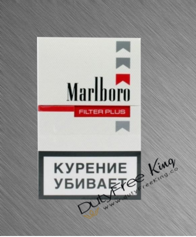 Marlboro Filter Plus Cigarettes order online at Duty Free Price