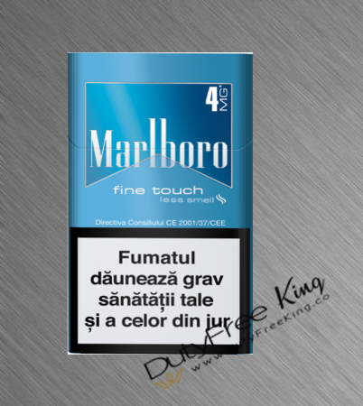 Marlboro Fine Touch Cigarettes order online at Duty Free Price