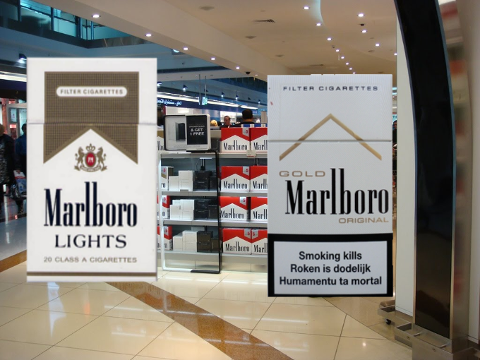 Cheap Duty Free Cigarettes |Marlboro Gold Cigarettes