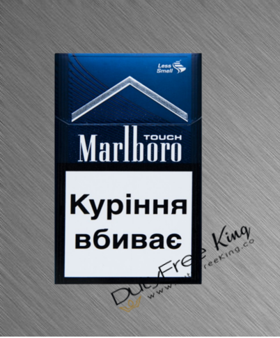 Marlboro Touch Cigarettes order online at Duty Free Price