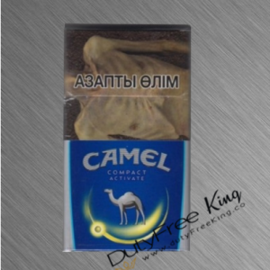 Camel Compact Activate Cigarettes