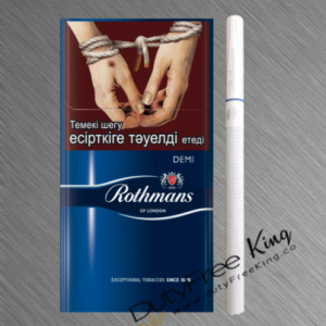Rothmans Demi Blue Cigarettes