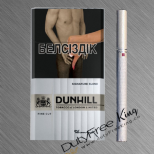Dunhill Signature Blend White