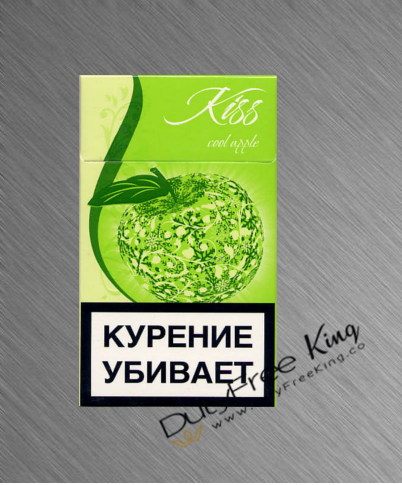 Kiss Apple Cigarettes