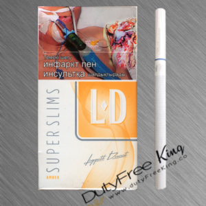 LD Amber Super Slim