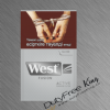 West Fusion Silver Cigarettes