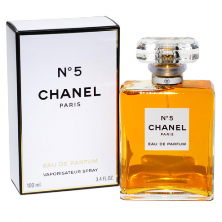 Chanel No. 5 Perfume 100ml DutyFreeKing.co