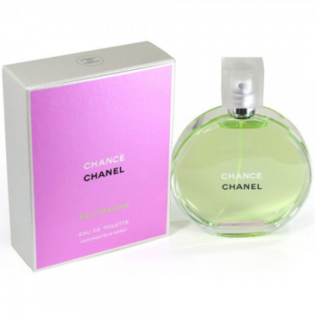 Chanel Chance Eau Fraiche 100ml DutyFreeKing.co