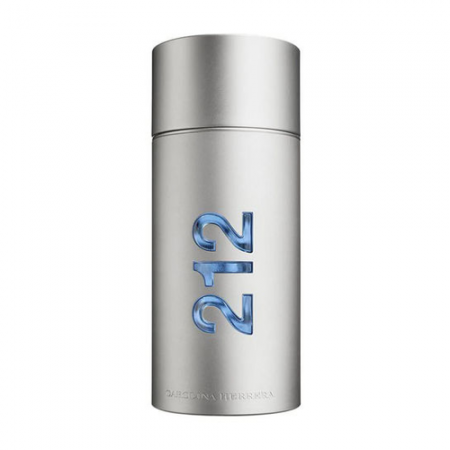 Carolina Herrera 212 Tester Eau de Toilette men 100ml / 3.4 oz Tax Free DutyFreeKing