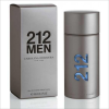 Carolina Herrera 212 Eau de Toilette men 100ml / 3.4 oz Tax Free DutyFreeKing.co