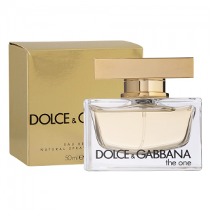 Dolce and Gabbana The One Perfume for her 75 ml | 2.5oz DutyFreeKing.co