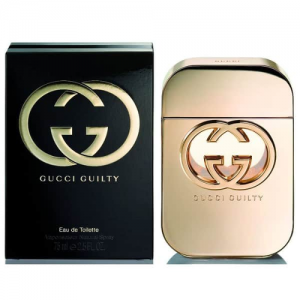 Gucci Guilty Eau de Toilette women 75ml Tax Free DutyFreeKing.co