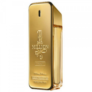Paco Rabanne 1 Million Tester Eau de Toilette men 100ml / 3.4 oz TaxFree DutyFreeKing.co