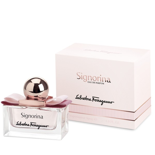 Salvatore Ferragamo Signorina Perfume women 100ml / 3.4 oz Tax Free DutyFreeKing.co
