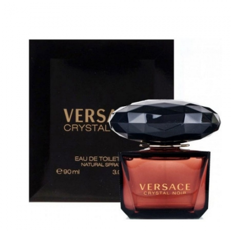 Versace Crystal Noir Perfume women 90ml / 3.2 oz Tax Free DutyFreeKing.co