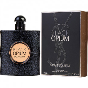 Yves Saint Laurent Black Opium Perfume women 90ml / 3.2 oz Tax Free DutyFreeKing.co