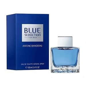 Antonio Banderas Blue Seduction Eau de Toilette men 100ml / 3.4 oz DutyFreeKing.co