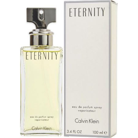 Calvin Klein Eternity Perfume women 100ml / 3.4 oz Tax Free DutyFreeKing.co