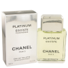 Chanel Egoiste Platinum Eau de Toilette men 100ml / 3.4 oz Tax Free DutyFreeKing.co