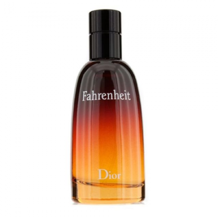 Dior Fahrenheit Tester Eau de Toilette men 100ml / 3.4 oz Tax Free