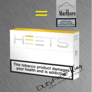 Heets Yellow Label order online at Duty Free Price