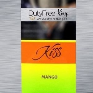 Kiss Mango Cigarettes Tax Free